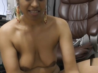 Indian Aunty Peeing