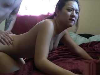 EPIC ANAL with asian goddess