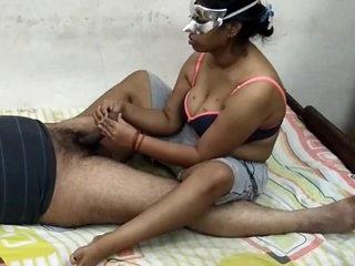 Big Boobed Desi Indian Randi