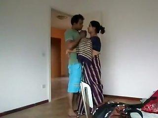Bengali Couple Nipa & Ashu