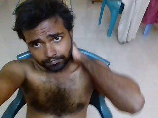 Mayanmandev Nude strip video