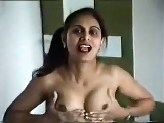 Wife in Fetish Dess