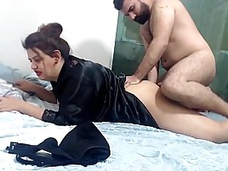 I FUCKED MY INDIAN NEIGHBOR ANAL WHILE MY WIFE AT HOME !