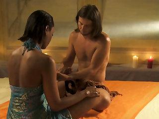 Gorgeous Massage Beauty Revealed
