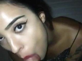 Desi Cute Girl Blowjob