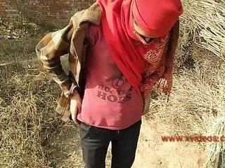 Outdoor teen girlfriend fucking Big cock indian Desi girl Rani Singh