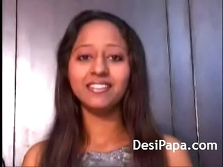Sensual Mind Blowjob Indian College Girl Naaz Touching Teasing