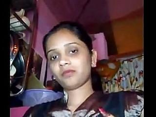 Beautiful desi girl Chandani boob massage - FuckMyIndianGF.com