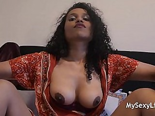 Horny Lily Wants To Impregnating your Indian girlfriend