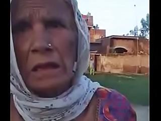 @ILoveYou @Granny @Grandmother @AnnoyingHer @Funny  @India @Desi HIGH