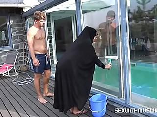 Fucking hot czech muslim bitch
