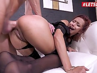 HER LIMIT - Luca Ferrero Dominates And Bangs Hardcore A Delicious Colombian Girl - Veronica Leal