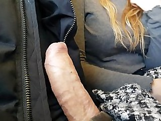 public porn video on the plane