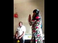 Desi regional aunty Fucked by grey Forebears Public