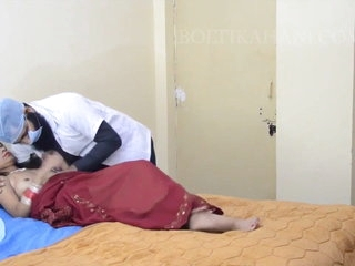 Indian Doctor and Patient, Hindi Sex Movie