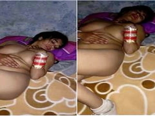 Exclusive- Newly Married shy Wife Nude Video ...